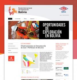 YPFB Bolivia Ronda Exploracion