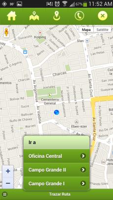 Urbanización Campo Grande