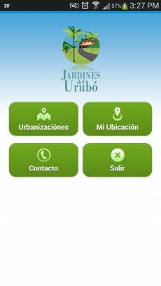 Jardines del Urubó